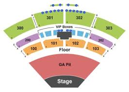 Toyota Music Factory Seating Chart The Pavilion At Irving Music Factory Tickets The Pavilion