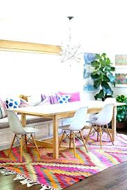 hot pink kilim rug how to decorate with rugs in the kitchen style files