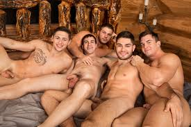 Sean cody 6 guys orgy