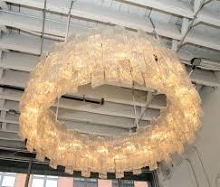 lovely oversized chandeliers