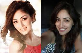 hindi actress yami gautam without makeup