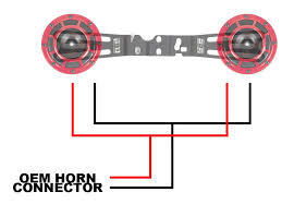 grimmspeed hella supertone horn wiring harness 2015 wrx 2015 grimmspeed hella supertone horn wiring harness