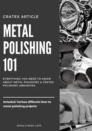 Buffing Wheel Speed Chart Metal Polishing Cratex Abrasives