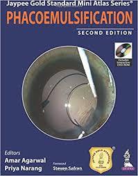 Phacoemulsification Jaypee Gold Standard Mini Atlas 9789351527848