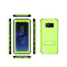 Samsung Galaxy S8 Green Light Samsung Galaxy S8 Waterproof Case Ultra Light Waterproof