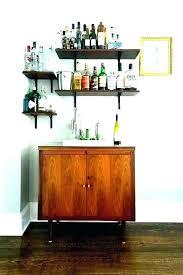 wall mountable bar shelves wonderful wall mounted liquor shelf wall mounted liquor shelf bar home shelves