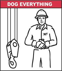 Dog Training Hand Signals Chart Pdf Hand Signals To Know For Crane Operation Maxim Crane Works