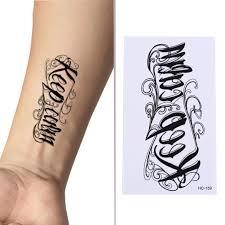 Fancy Xs Tattoo 2019