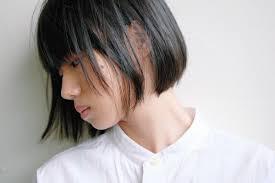 黒髪のストレートボブストパー得意になってきました 愛知県豊橋市