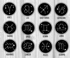 Details About Constellation Zodiac Signs Glossy Poster Picture Photo Print Symbol Chart 4104