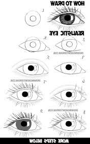 How To Draw Eyes Step By Step 74 Straightforward How To Draw Realistic Eyes Step By Step