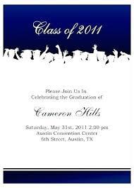 Templates For Graduation Invitations Template For Graduation Announcements Photo Clemsonparade Co