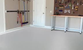 paints and sns for concrete floors