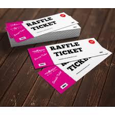raffle tickets printing raffle ticket printing welove2print