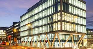 dublin office space. The Velasco Building On Grand Canal , Dublin, Which Was Let To Google In 2017 Dublin Office Space