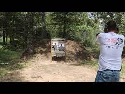 homemade shooting range you
