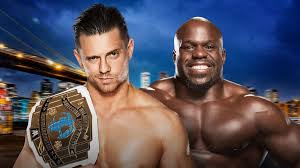 summerslam 2016 crews miz wwe