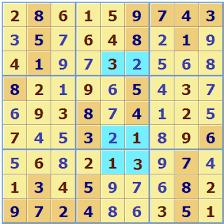 Sudoku Puzzel Solver Unsolvable Sudoku Puzzles