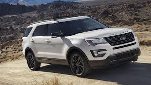 2017 Ford Explorer - Overview - CarGurus