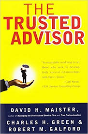 What Is The Advisor Invitation Verification Form Impressive The Trusted Advisor David H Maister Charles H Green Robert M