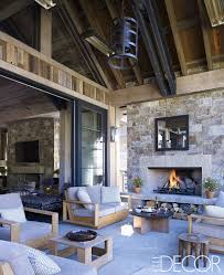 Modern Outdoor Fireplace Designs The Chicest Outdoor Fireplace Ideas To Steal For Your