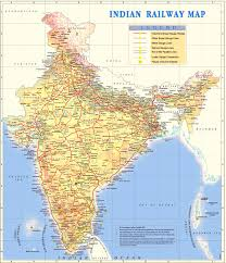 Indian Railway Route Chart Indian Railway Map Trains Pnr Status
