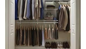 closet planner designs closetmaid kit white systems superslide shelftrack organizer bedrooms scenic 5 to 8 1628