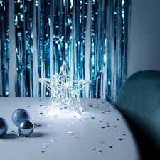 Led Stern Fensterdeko Weihnachten Weiß Lights4funde