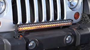 Lazer Star Light Bar Lazer Star Led Light Bar Outfitted Jeep Wrangler