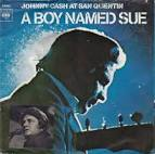A Boy Named Sue [CBS] album by Johnny Cash
