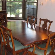 surprising vine drexel herie dining room set chairs table and