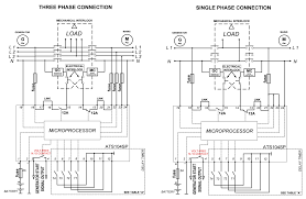 automatic transfer switch control module build your own change wiring diagrams