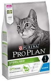 <b>Сухой корм</b> для стерилизованных кошек <b>Pro</b> Plan Sterilised, с ...