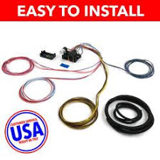 usa wire harness auto wiring & electrical miscellaneous on sale El Camino Wiring Harness usa wire harness pll232243 1958 and earlier plymouth wire harness fuse block upgrade kit 1972 el camino wiring harness