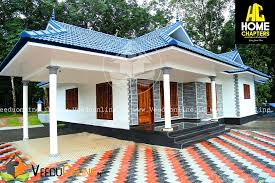 Small Picture Stunning 3 Bedroom Traditional Low Cost Kerala Home Design in 1700