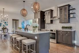 Ashton Grey Shaker Kitchen Cabinets