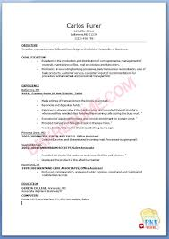 Objective Bank Teller Resume Objective