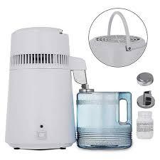 mophorn 4l countertop water distiller