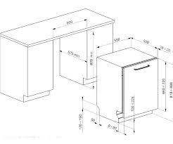 standard dishwasher dimensions. Dishwasher Sizes Standard Dimensions Of Cool Refrigerator Width Medium Size Gracious Also