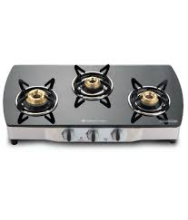 Gas Cooktop Glass Bajaj 3 Burner Cgx 9 Glass Gas Cooktop Price In India Buy Bajaj