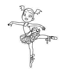 We have collected 37+ vampirina coloring page images of various designs for you to color. Vampirina Coloring Pages And Friends 101 Coloring