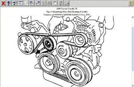 diagram of toyota engine diagram wiring diagrams