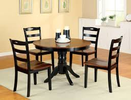 Round Wood Kitchen Table Round Wooden Dining Table 17 Best Ideas About Wooden Dining