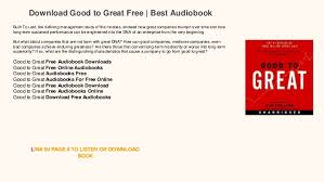 good to great audiobook  good to great audiobook scrappy little nobody best audiobook 2018 a collection of humorous autobiographical essays by