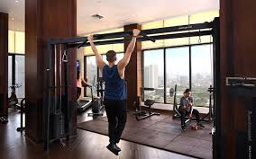 gym at city garden hotel makati
