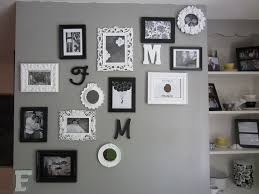 black and white frames stephanie sandpaper glue wall square frame set gold mirrored ornate large wood yellow purple small grey for multiple family tree
