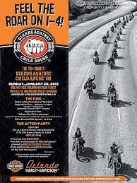 child abuse flyers bikers against child abuse benefit for jan 20 motorcycle usa