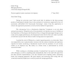 Brilliant Ideas Of Sample Cover Letter Non Profit Director Also