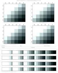 Color Laser Printer Test Page Color Test Page Color Laser Printer