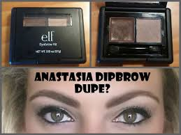 elf eyebrow kit medium vs dark. review \u0026 demo: e.l.f. studio eyebrow kit....anastasia dipbrow dupe??? - youtube elf kit medium vs dark .
